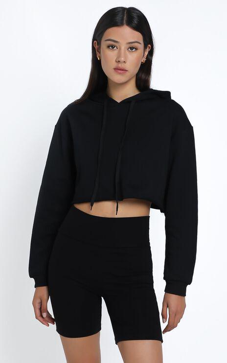 Mackinley Hoodie in Black