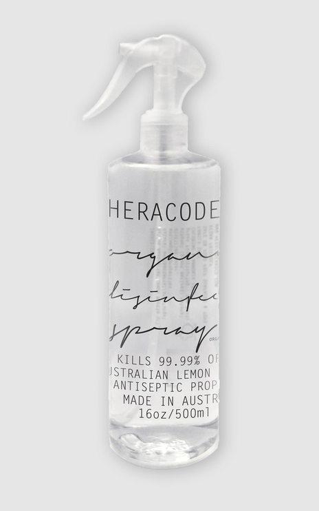 Heracode + Co - Organic Disinfectant Spray