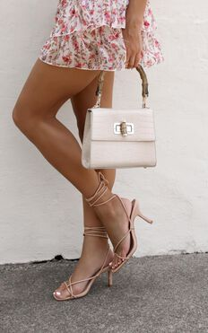 Billini - Freya Heels In Nude