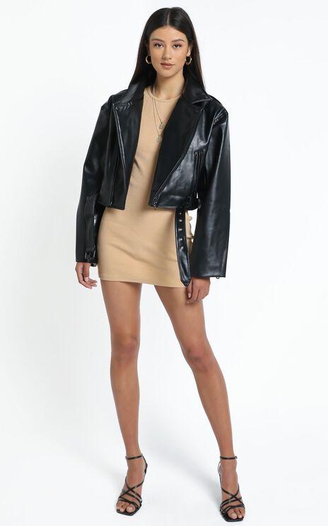 Lioness - Staten Island Jacket in Black
