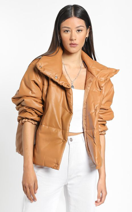 Lioness - Small Talk Jacket in Brown