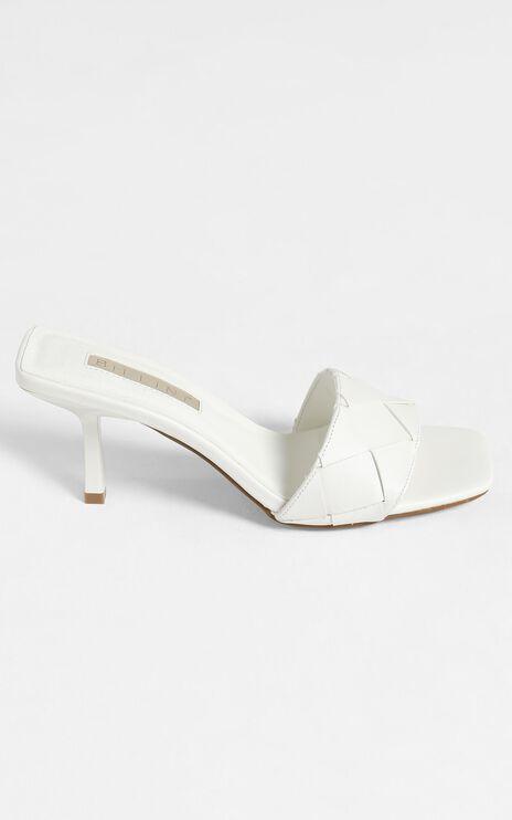 Billini - India Heels in White