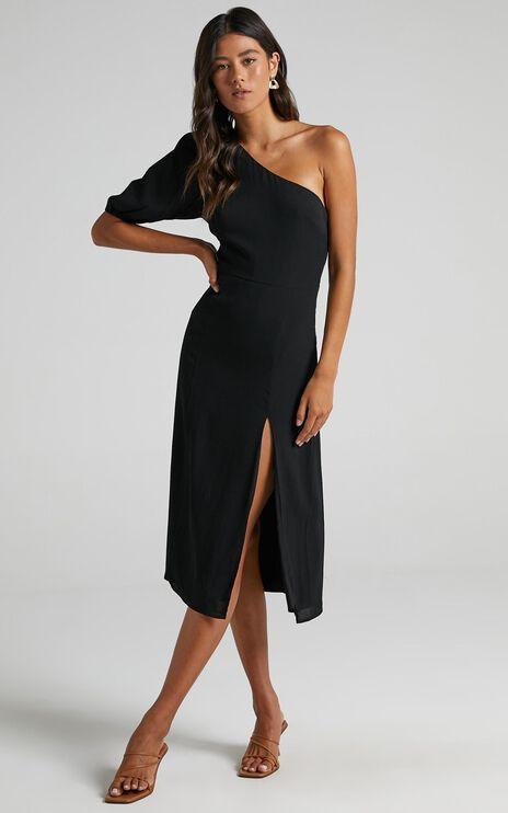 Tatiana Dress in Black