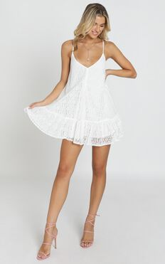 Why Dont You Dress in White Lace
