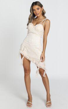 ZYA The Label- Kasia Dress in White
