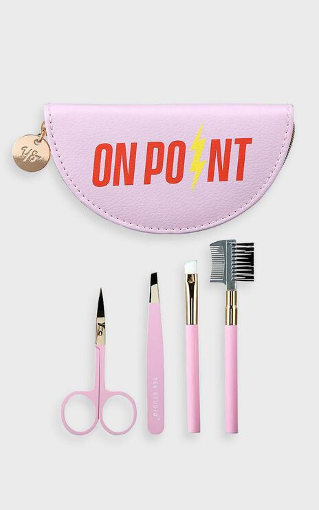 Yes Studio - 'On Point' Eyebrow Kit