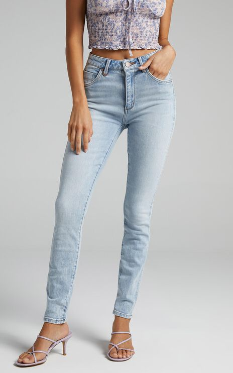 Neuw - Smith Skinny Jean in Blue Velvet