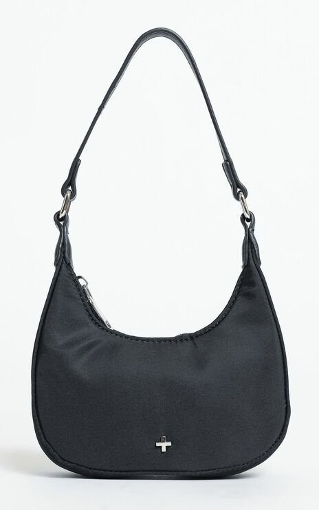 Peta and Jain - Benji Bag in Black Nylon