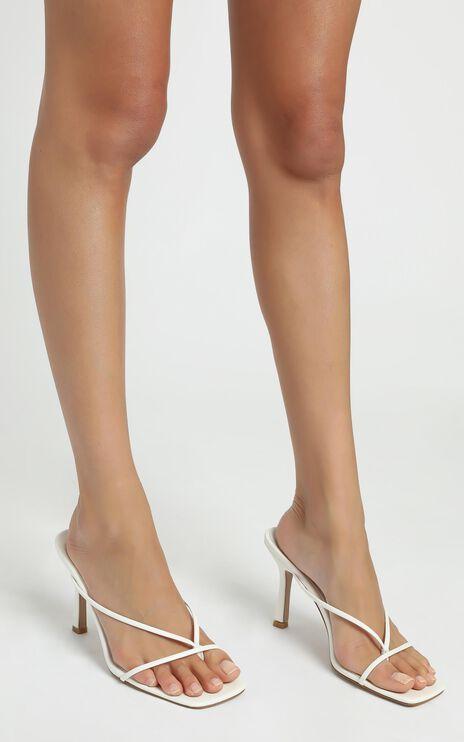 Billini - Giuliana Heels in White