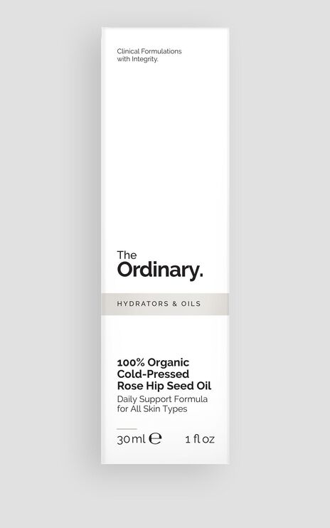 The Ordinary - 100% Organic Cold-Pressed Rose Hip Seed Oil - 30ml