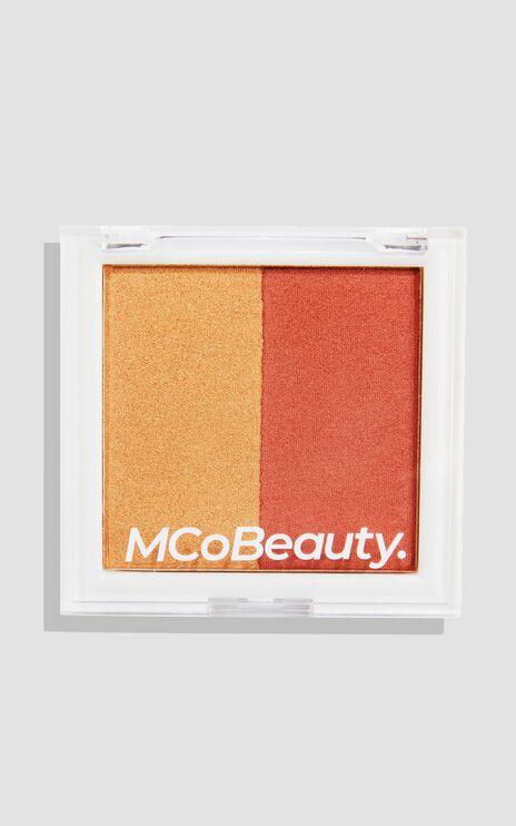 MCoBeauty - Duo Blush in Nectar Rush