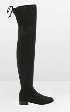 Billini - Tinsley Boots In Black Micro