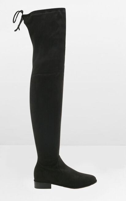 Billini - Tinsley Boots in black micro - 5, Black, hi-res image number null