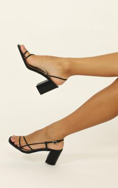 Billini - Yakima Heels In Black