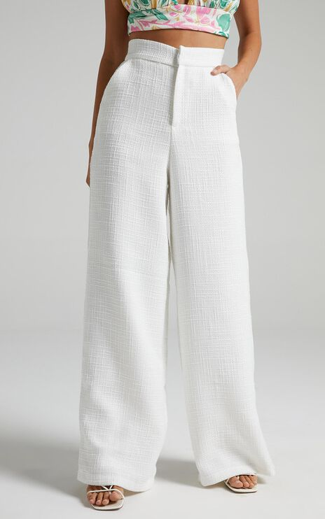 Walters Pants in White