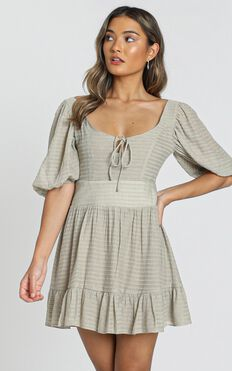 These Are The Days We Will Never Forget Dress In Sage
