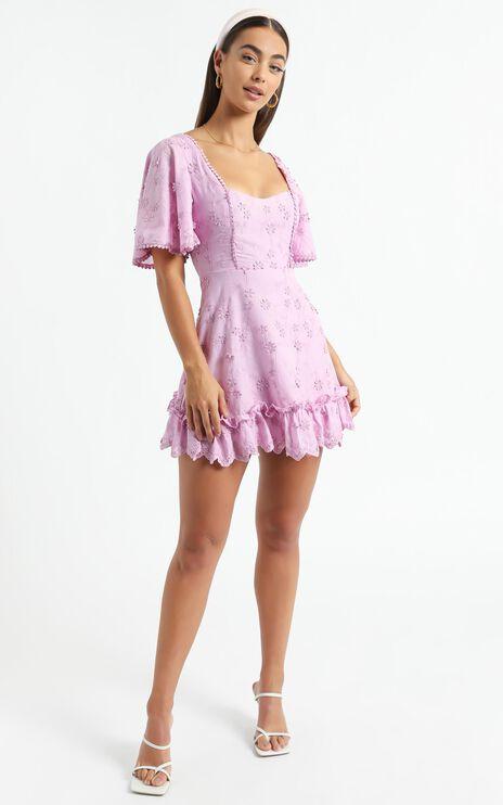Fancy A Spritz Dress in Lilac