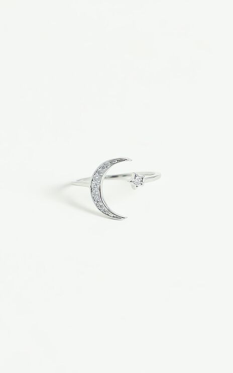 Adora Ring in Silver
