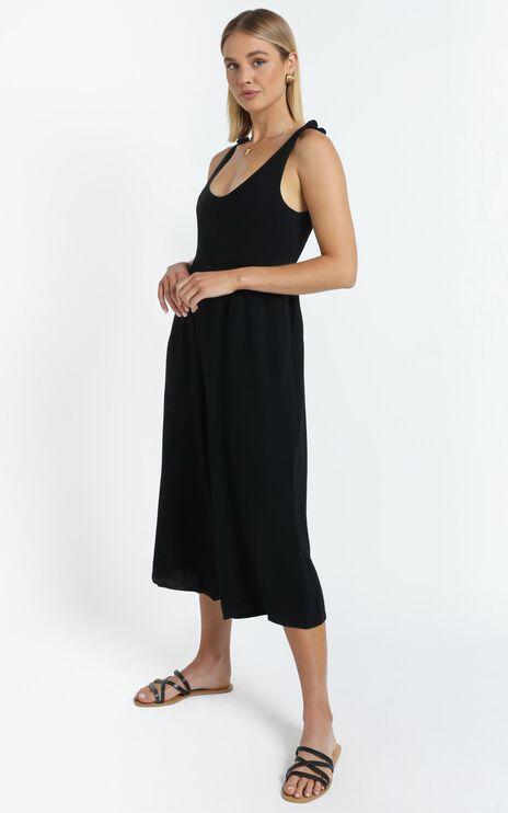 Rahnee Jumpsuit in Black