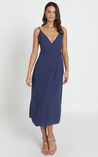 Nixie Dress in blue - 12 (L), Blue, hi-res image number null