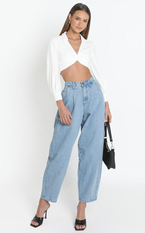 Lioness - On My Way Jeans in Denim