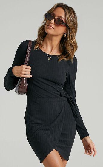 Treasure Trove Dress in Black