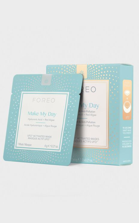 Foreo - UFO Mask Make My Day - Pack of 7