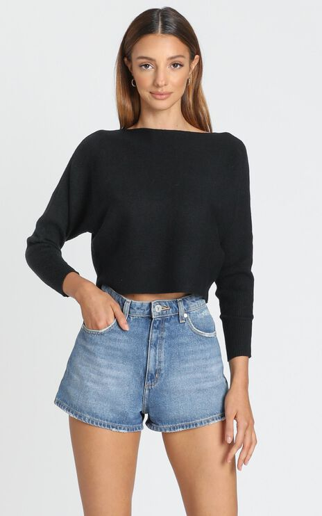 Crissy Jumper in Black
