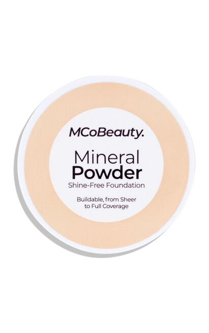 MCoBeauty - Mineral Powder Shine Free Foundation In Nude, , hi-res image number null