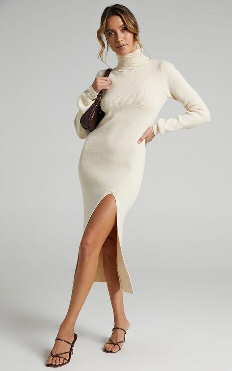 Margola Dress in Cream