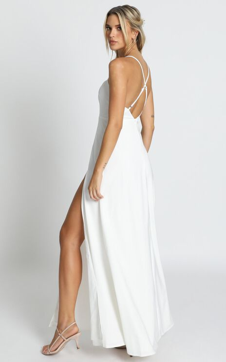 Will It Be Us Dress In White