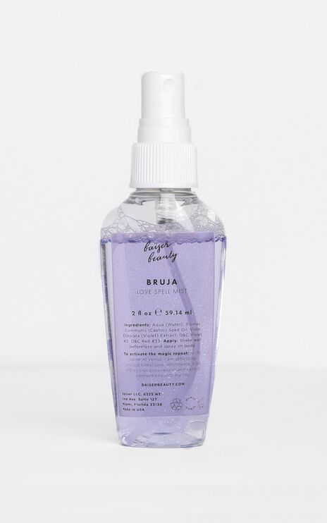 Baiser Beauty - Bruja Love Spell Mist
