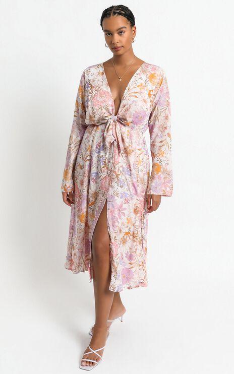Kirrily Dress in Vintage Floral