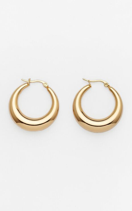 Reliquia - Coralia Earrings in Gold
