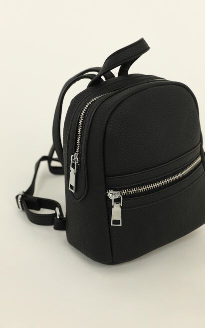The Old Way Backpack In Black, , hi-res image number null
