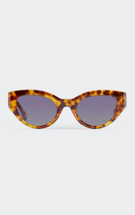 Luv Lou - The Dillon Sunglasses in Tort
