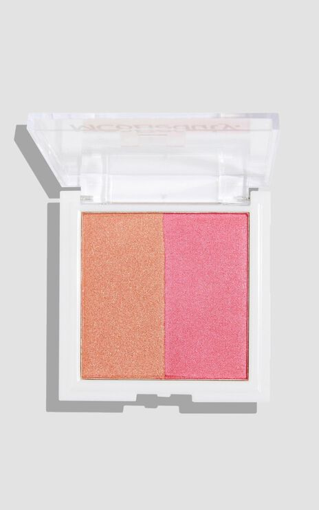 MCoBeauty - Duo Blush in Berry Glow