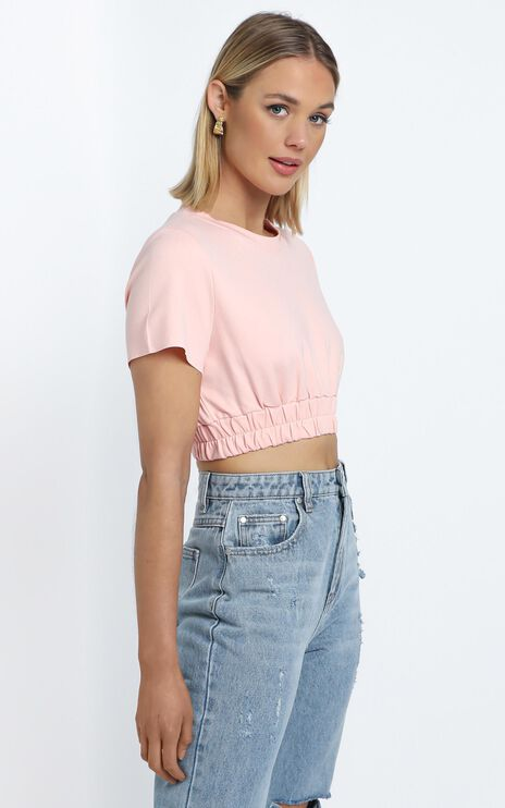 Zya The Label - Kira Tee in Pink