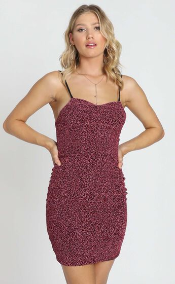Chelmsford Dress in Pink