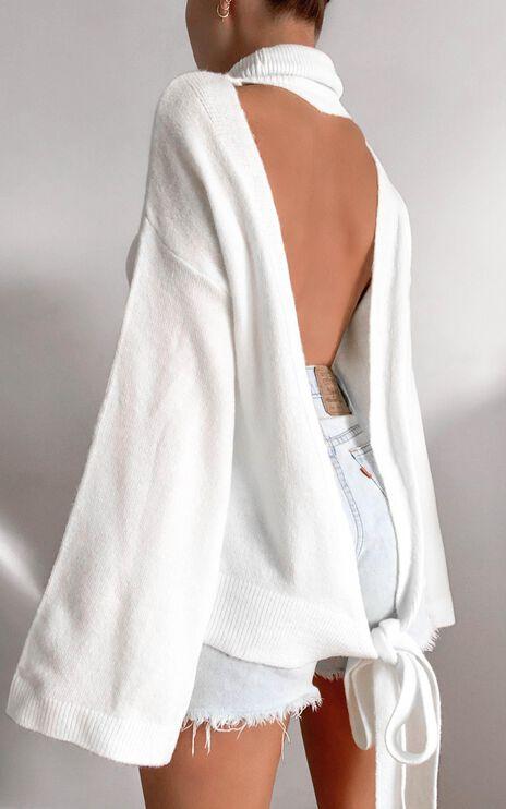 Ellery Knit in White