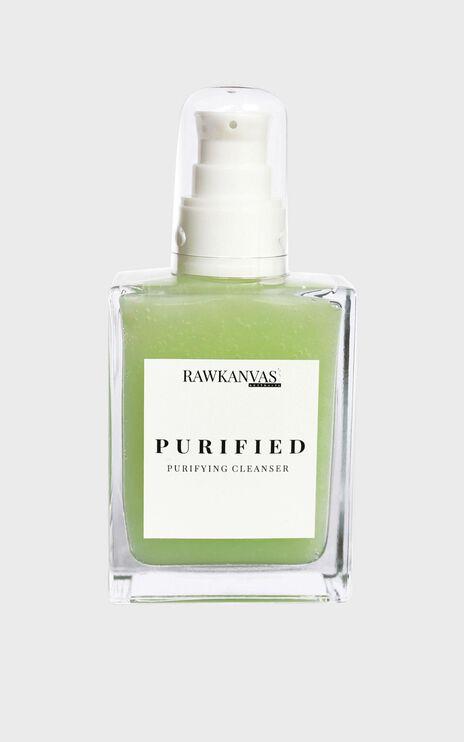 Rawkanvas - Purified Cleanser 100ml