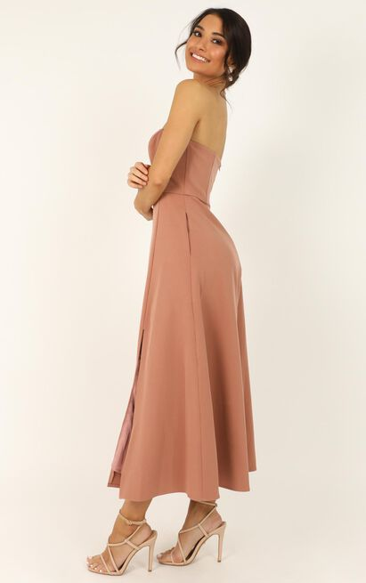 Wouldnt Change A Thing dress in rose - 20 (XXXXL), Pink, hi-res image number null