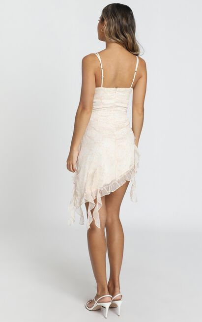 ZYA The Label- Kasia Dress in white, White, hi-res image number null