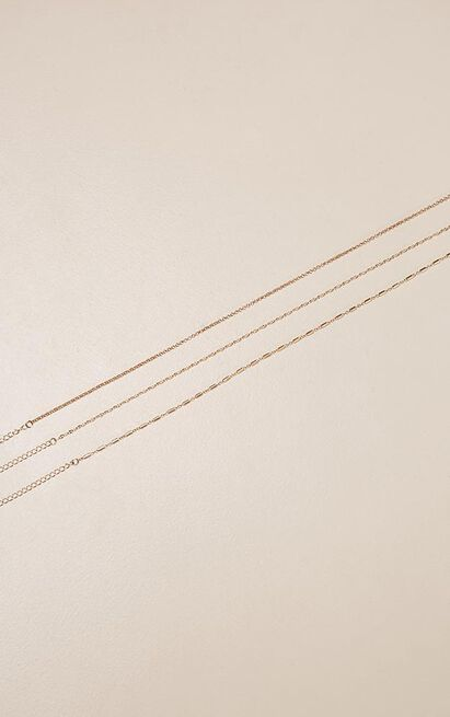 Rely On Me choker necklace in gold, , hi-res image number null