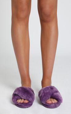 EMU Australia - Mayberry Slippers in Purple