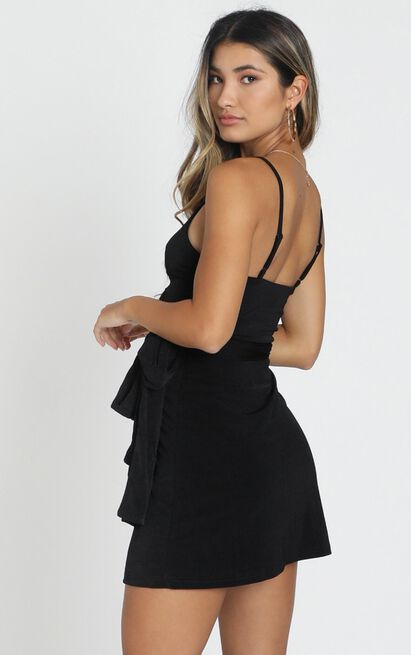 But I Got A lot Of Style Dress In black - 20 (XXXXL), Black, hi-res image number null