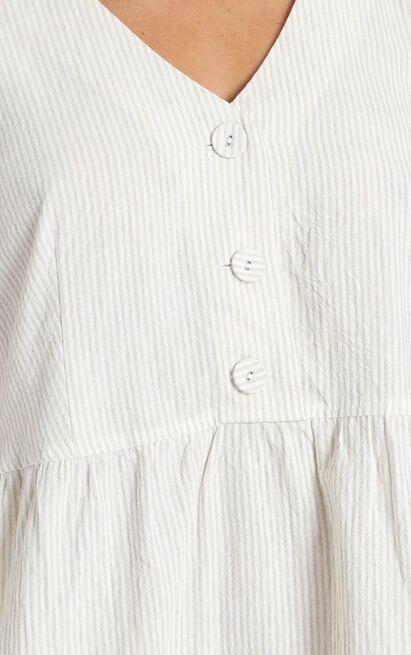 Irreplaceable Me Dress in sand - 12 (L), Beige, hi-res image number null