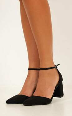 Therapy - Loren Heels In Black