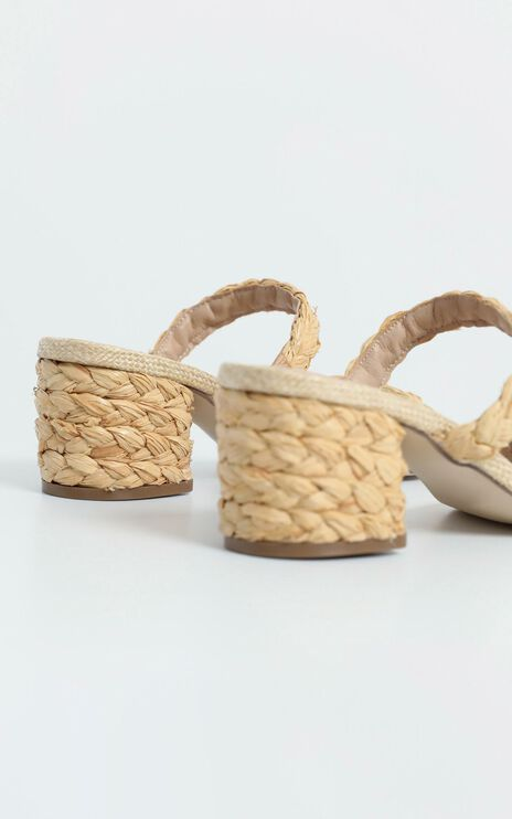 Therapy - Greta Heels in Natural