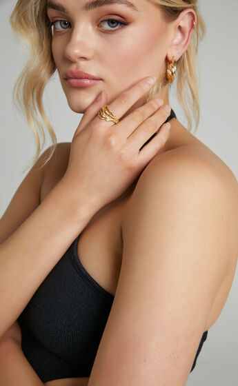 Alayah Ring in Gold